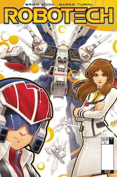 DEAL OF THE DAY Robotech #3 (Cover A - Nakayama) Was: $3.99 Your Price: $3.59 You save 10% HARMONY GOLD'S CULT ?80s TV SERIES, ROBOTECH RETURNS FOR ALL-NEW ADVENTURES! COMIC WRITTEN BY BRIAN WOOD (DMZ, BRIGGS LAND, NORTHLANDERS) AND ILLUSTRATED BY MARCO TURINI! FEATURING CLASSIC CHARACTERS RICK, LISA, MINMEI, ROY, CLAUDIA AND GLOVAL, THIS NEW COMIC SERIES WILL DELIGHT ORIGINAL FANS AND NEWCOMERS ALIKE! For more Robotech comics visit our Manga Central Station Today!!