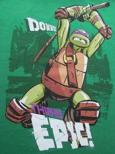 TMNT - Donatello by ~RockerDragonfly