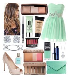 """Homecoming #3"" by carolynevers ❤ liked on Polyvore"