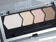 Maybelline Bare It Buff Eyeshadow Palette