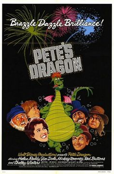 Dr. Terminus & Lena Gogan in Pete's Dragon