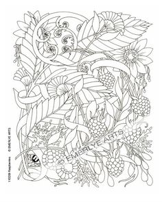 cynthia coloring pages - photo#26