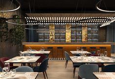 restaurant 951 on Behance