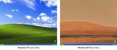 Windows XP - Mars Edition