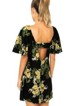 Vestido FARM Preto - Compre Agora | Dafiti Brasil
