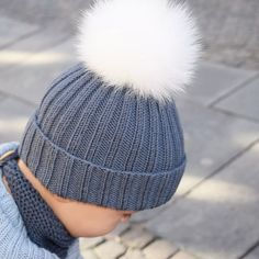 Knitting For Kids, Baby Knitting Patterns, Baby Barn, Quick Knits, Kids And Parenting, Knitted Hats, Perfect Fit, Knit Crochet, Winter Hats