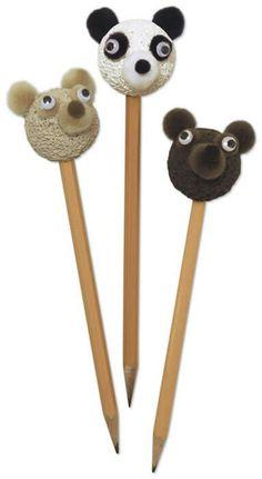 Panda bear craft