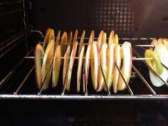 Uit Mijn Keukentje: Gedroogde appeltjes