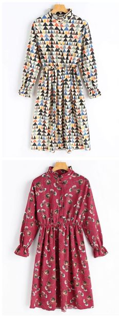 Up to 80% OFF! Keyhole Long Sleeve Floral A Line Dress. #Zaful #Dress Zaful,zaful dress,zaful outfits,black dress,dress,dresses,fashion,fall fashion,fall outfits,winter outfits,winter fashion,dress,long dress,maxi dress,long sleeve dress,flounced dress,vintage dress,casual dress,lace dress,boho dress,open back,dresses casual,flower dresses,maxi dresses,evening dresses,floral dresses,long dresses,party dresses,gift,Christmas,ugly Christmas,Cyber Monday @zaful Extra 10% OFF Code:ZF2017