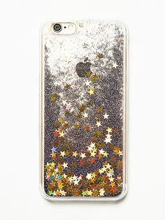 Black / Gold Glitter Iphone Cases For Girls, Skinnydip London, Iphone Leather Case, Note 5, Gifts For Teens, Free Clothes, Iphone 4s, Plastic Case, Screen Protector