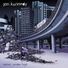 Jon Kennedy - Useless Wooden Toys. For fans of Downtempo, Electronica and Jazz. Go dig: https://www.diggersfactory.com/project/294/jon-kennedy-useless-wooden-toys #vinyl #repress #records