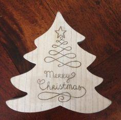 MerryChristmas!#houtbranden