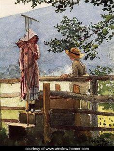 Spring | Winslow Homer