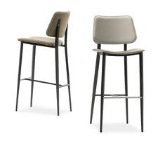 Joe H65/H75 TS by Midj | Bar stools