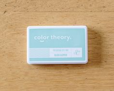Picture 1 of Color Theory Ink Pad: Glass Slipper Studio Calico