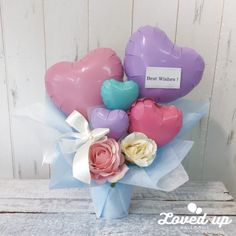 Mothers Day Balloons, Valentines Balloons, Christmas Balloons, Birthday Balloons, Valentines Diy, Balloon Box, Balloon Gift, Balloon Flowers, Balloon Bouquet