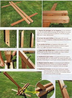 Hammock Stand Plans - Outdoor Furniture Plans Outdoor Plans