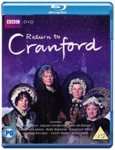 Return to Cranford [Blu-ray] [Region Free]