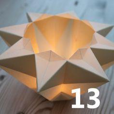 Karen Klarbæks Verden: Stjerne No. 13. den 13. December  Pinned from PinTo for iPad 