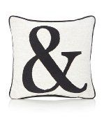 George Home Ampersand Cushion