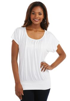61b584eb18 Cato $14 Casual Tops, Beautiful Outfits, Cool Outfits, Your Style, Tunic  Tops