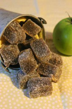 Bonbon Caramel, Jello, Vegan Recipes, Dessert Recipes, Food And Drink, Sugar, Candy, Chocolate, Baking