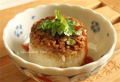 [米食] 筒仔米糕(蒸)