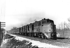 New Haven - Image Gallery   Classic Trains Magazine