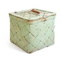 Antique Swedish Basket