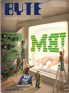 Byte Magazine - Inside the IBM PC