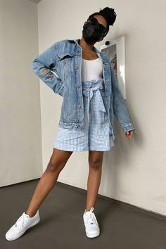 Our Editors Fit-Tested These Under-$40 Buys—See the Pics Who What Wear, Overall Shorts, Beautiful Outfits, Overalls, Style Inspiration, Fitness, Stuff To Buy, How To Wear, Shopping