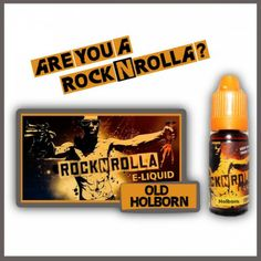 ROCKNROLLA Old holborn 10ml. Find out more in www.nexxton-ecig.com Rock N, Vape, Pall Mall, Usa, Cigar, Drum, Virginia, Prince, Spirit