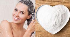 Este shampoo de bicarbonato de sodio salvara tu cabello!, mira los fácil que es...! - ConsejosdeSalud.info
