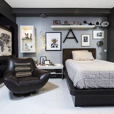 This kind of boys bedroom themes is undeniably a stunning style approach. Teen Boys Room Decor, Boys Bedroom Colors, Boys Bedroom Paint, Boys Bedroom Themes, Gamer Bedroom, Teen Boy Rooms, Girls Bedroom, Bedroom Furniture, Room Inspiration