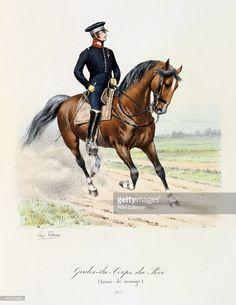 Histoire de la Maison Militaire du Roi de 18141830 volume 1