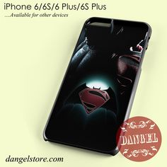 Batman Superman Phone case for iPhone 6/6s/6 Plus/6S plus