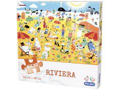 Muumit Rivieralla palapeli, 1000 palaa 19,90€