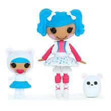Lalaloopsy Mini Littles Doll - Mittens Fluff 'n Stuff/ Bundles Snuggle Stuff