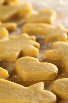 This is definitely the easiest and best sugar cookie recipe I have found!