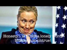 "Hillary Clinton Song - ""Dishonesty"" A Parody of Billy Joel's ""Honesty"" - YouTube"
