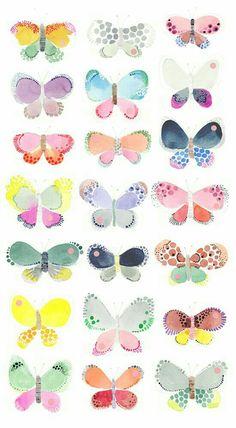 Studio Sjoesjoe : butterflies