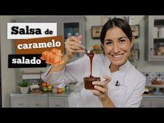 Salsa Dulce, Pamela, Recipes, Youtube, Cupcakes, Ideas, Gastronomia, Frosting, Salted Caramel Sauce