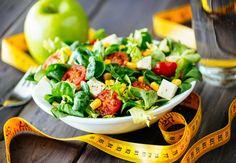 Santé sport et diététique: Menu de régime pour avoir un poids idéal et une dé...