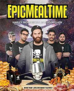 Epic Meal Time cookbook