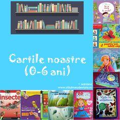 Recomandare carti pentru copii. Veti gasi aici recenzii si recomandari carti pentru copii: carti bebelusi, carti povesti, carti Craciun, carti interactive, educationale