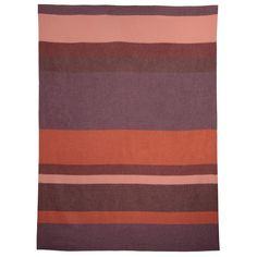 wow. what a color pallete. emma at home Sunset on Mars Throw Blanket | Pure Home