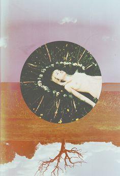 Meditations - kat hanula Collage Artists, Past, Meditation, Nature, Projects, Photography, Painting, Naturaleza, Fotografie