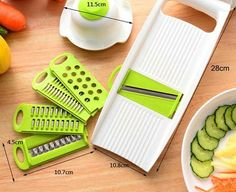 Vegetables Cutter and Peeler
