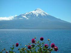Turismo en Región de Los Lagos, Chile