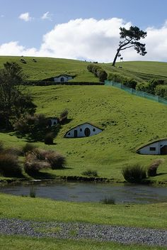 Matamata, New Zealand (Lord of the Rings filming location)